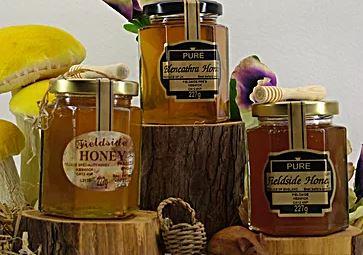 Fieldside Flower Honey