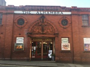 The Alhambra Cinema