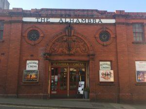 The Alhambra Cinema