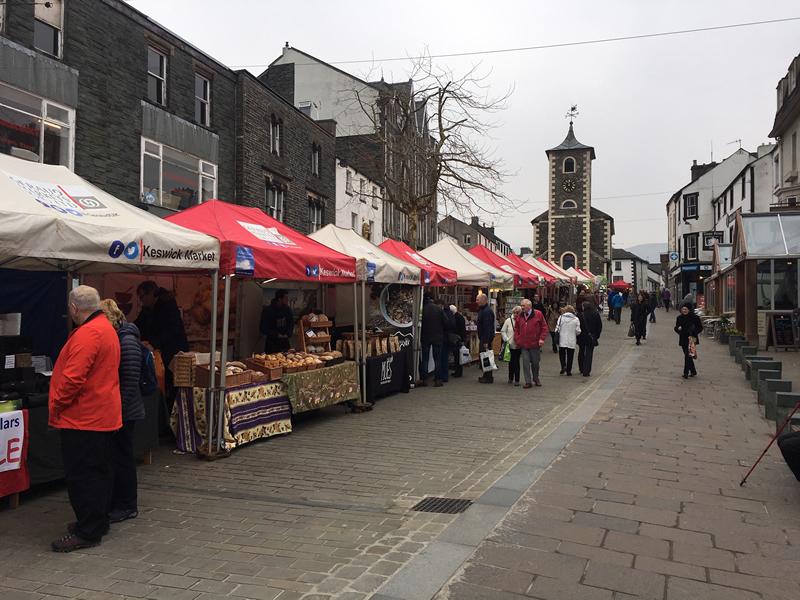 Keswick Market