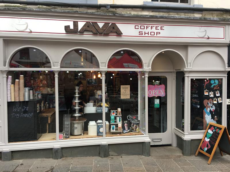 Java Coffee Shop