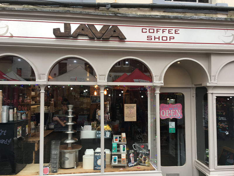 Java Coffee Shop