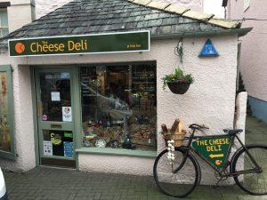 The Cheese Deli