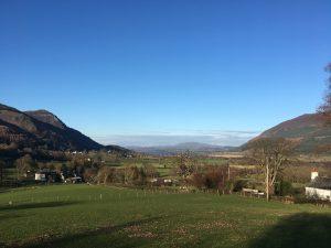 View to Bassenthwaite
