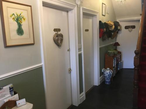 Hallway at Maple Bank