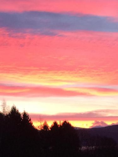 Sunrise over Braithwaite